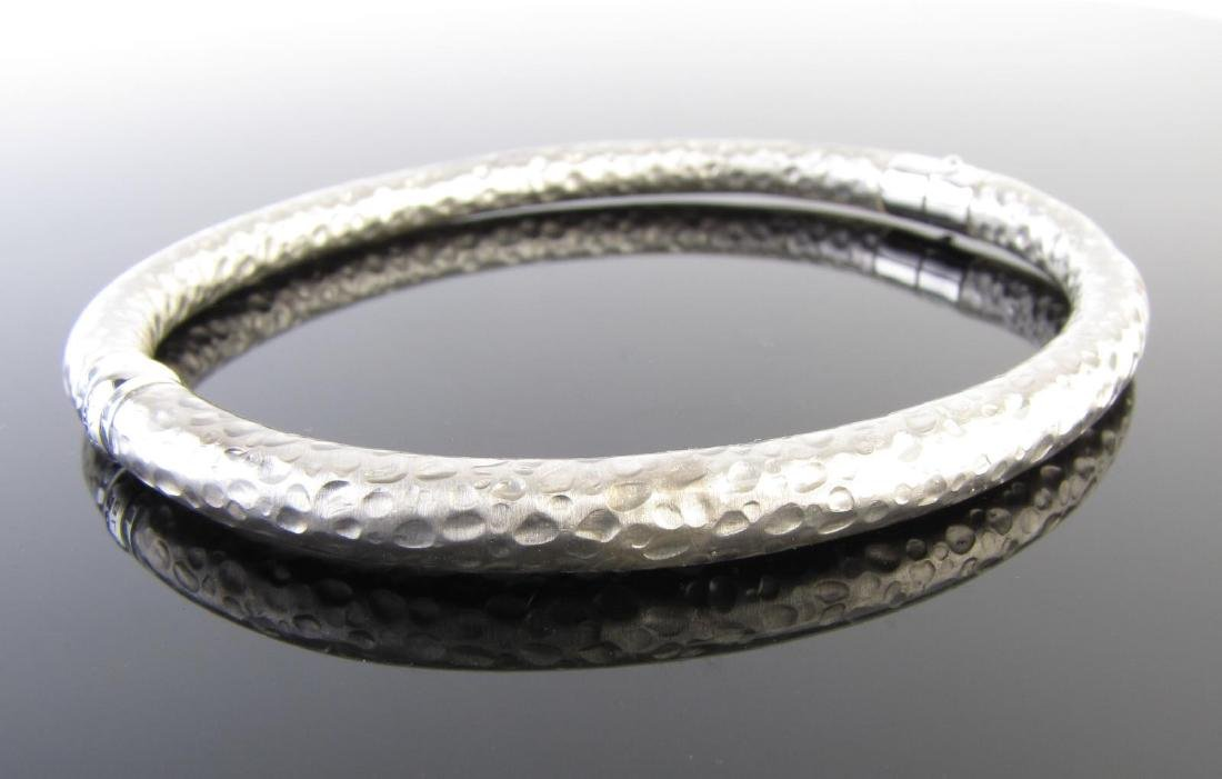 Sterling Silver SOHO Bangle Bracelet