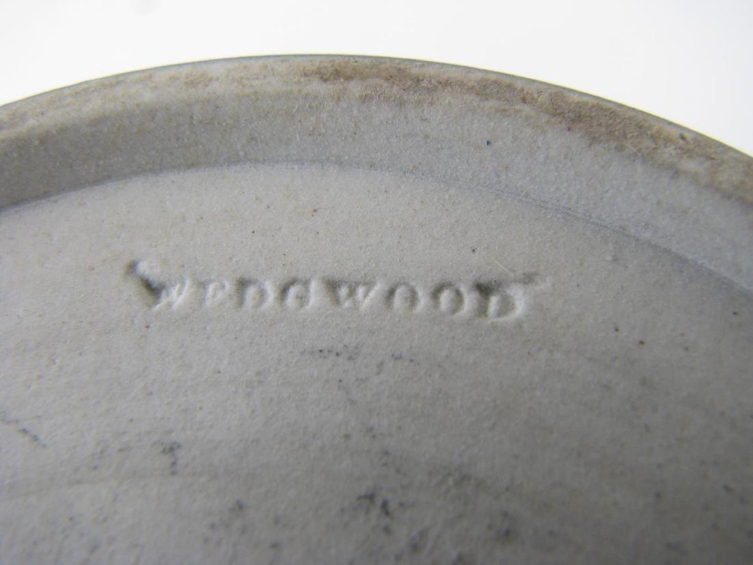 Group of Wedgwood Blue Jasperware Porcelain - 7
