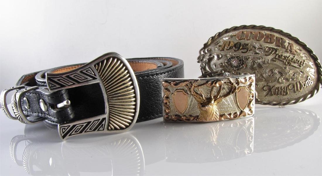 Belt and Belt Buckles
