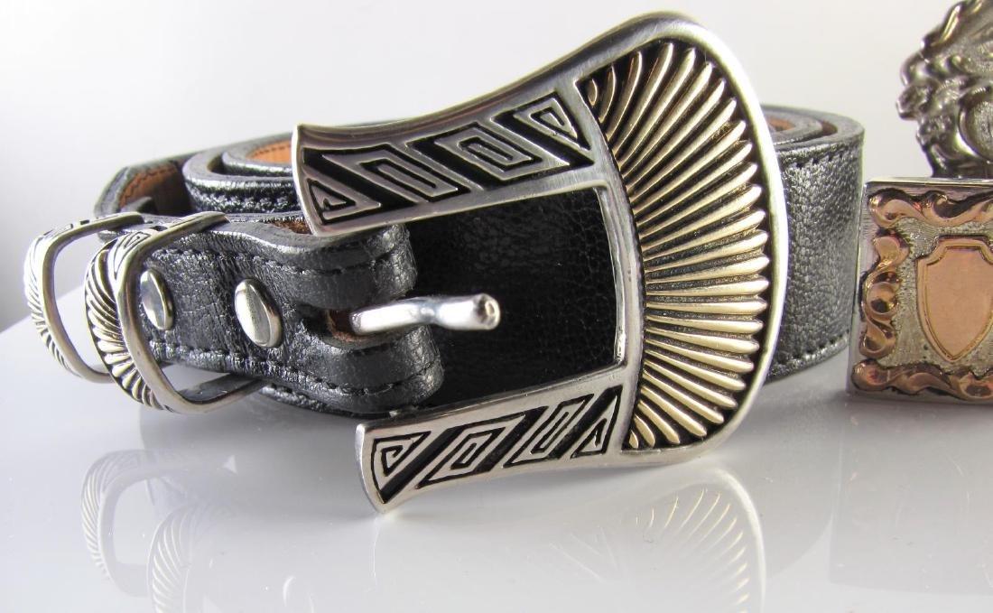 Belt and Belt Buckles - 2