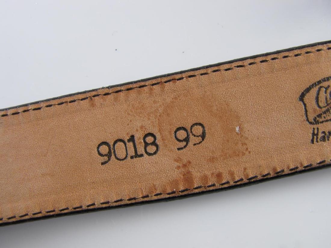 Belt and Belt Buckles - 5