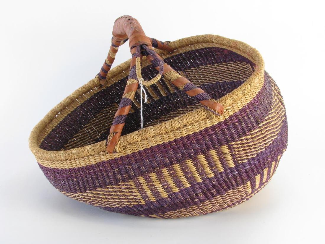 Handmade Baskets and Bowl - 5