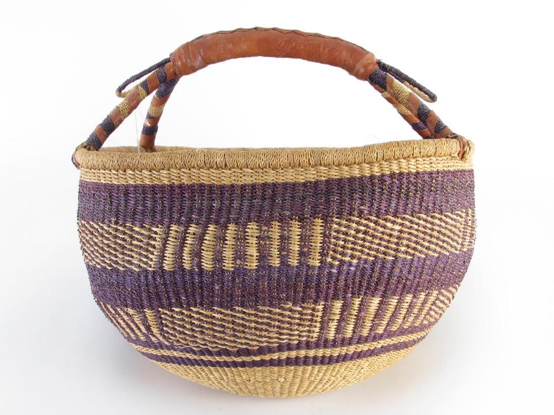 Handmade Baskets and Bowl - 6
