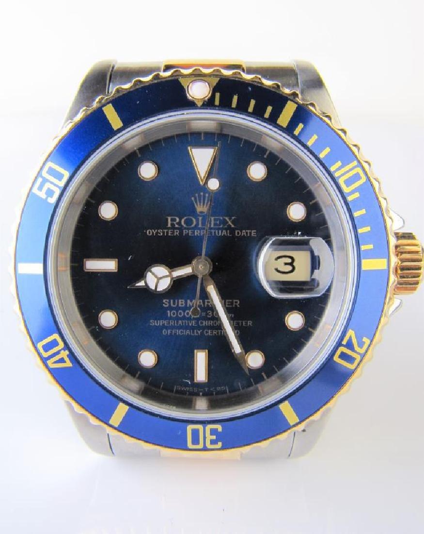 Rolex Submariner Wristwatch - 2