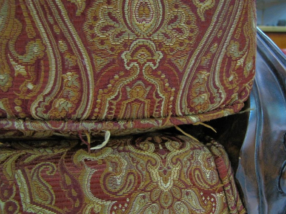 Pair of Decorator Upholstered Arm Chairs - 2