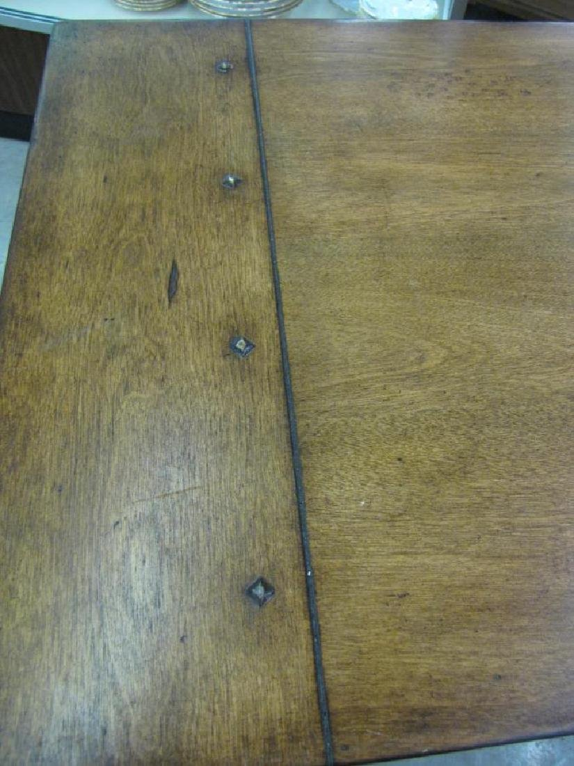 Two Drawer Sofa Console Table - 3