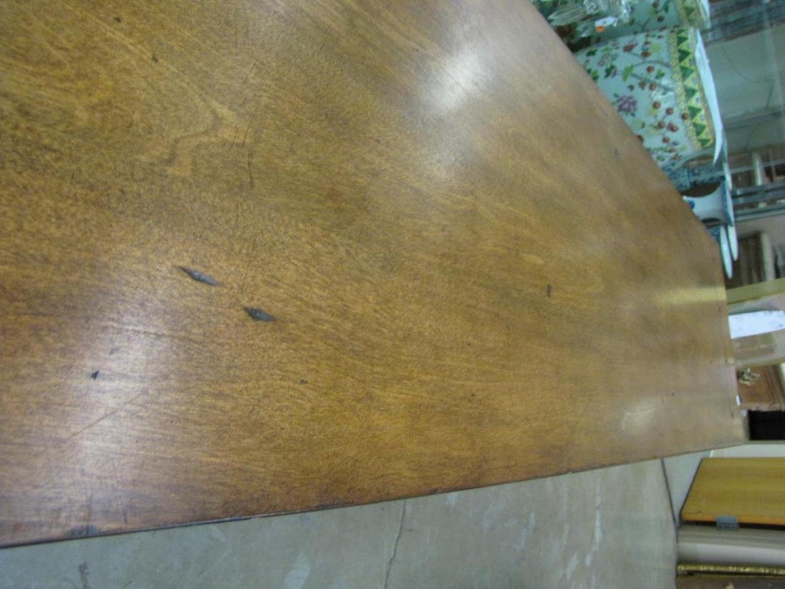 Two Drawer Sofa Console Table - 4
