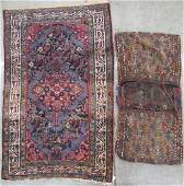 Handmade Bagface and Traditional Persian Area Rugs