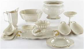 Group of 13 Lenox Porcelain Items
