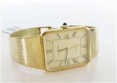 Movado 14K YG Wristwatch