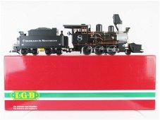 LGB 2319 Locomotive and Tender, NIB