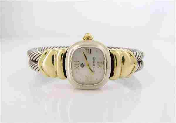 Lady's David Yurman Wristwatch