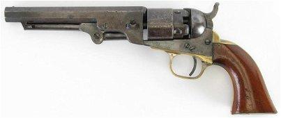 Colt Pocket Model of Navy Caliber, .36cal