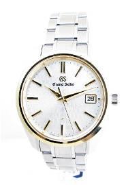 NEW Grand Seiko 25th Anniversary Ltd Ed 18K Watch