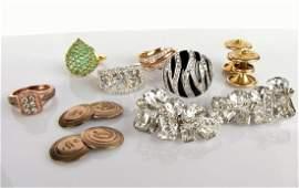Costume Jewelry, Eisenberg