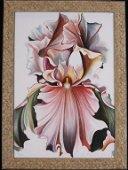 Lowell Nesbitt Limited Edition Lithograph