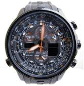 Citizen Eco-Drive Navihawk Watch
