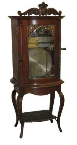 295: Regina Corona Model 35 Antique Music Box