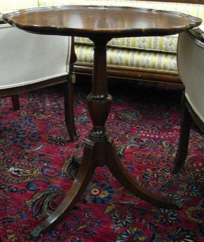 307: Imperial Grand Rapids Mahogany Tea Table