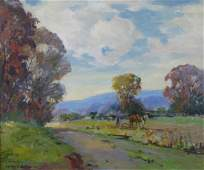 "Georges LaChance 25x30 O/C ""Fertile Valley"""