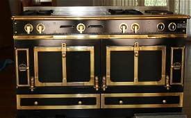 La Cornue Chateau 120 Gas/Electric Range/Oven