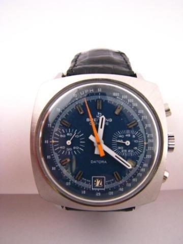 1: Gentleman's Breitling Datora Watch
