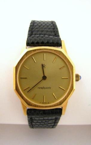 4: Lady's 18K Yellow Gold Concord Watch