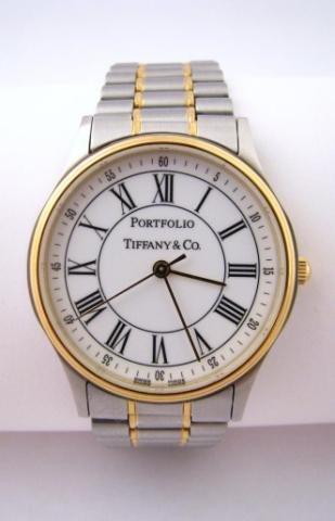 11: Gentleman's Tiffany & Co. Portfolio Men's Watch