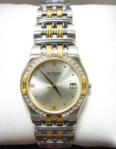13: Gentleman's Wittnauer Watch