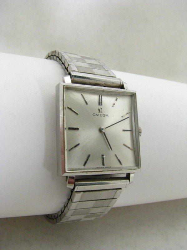 2: Gent's Omega 14K Vintage Watch