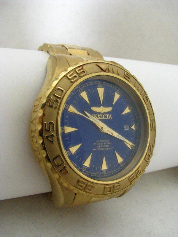 9: Gent's Invicta Automatic Diver's Watch