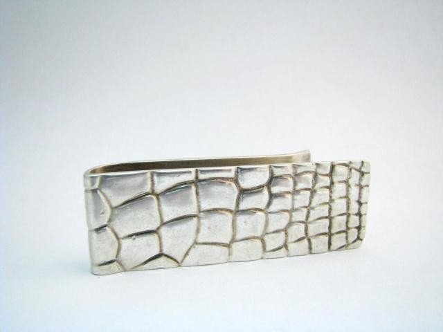 4: Tiffany Sterling Silver Money Clip