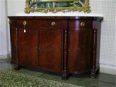 Hickory Chair Co Mahogany Buffet