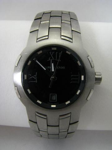 21: Maurice LaCroix Lady's Stainless Watch