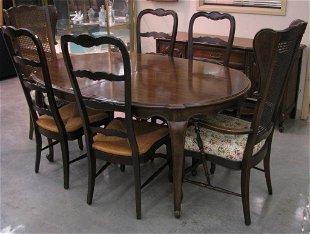 Keller Furniture Dining Room Suite Sep 28 2013 Wickliff Auctioneers In In