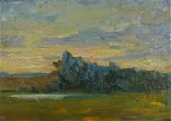 362: VJ Cariani 5x7 O/B Landscape