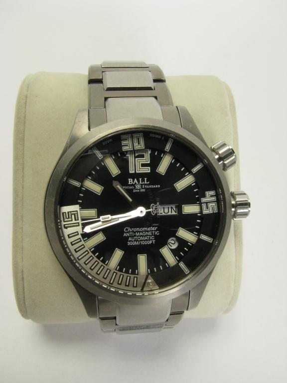 421A: Ball Engineer Master II Diver Gents Wristwatch
