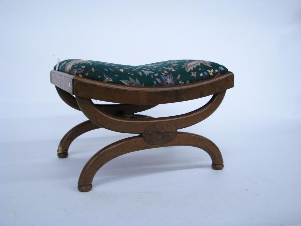 828: Antique and Vintage Footstools
