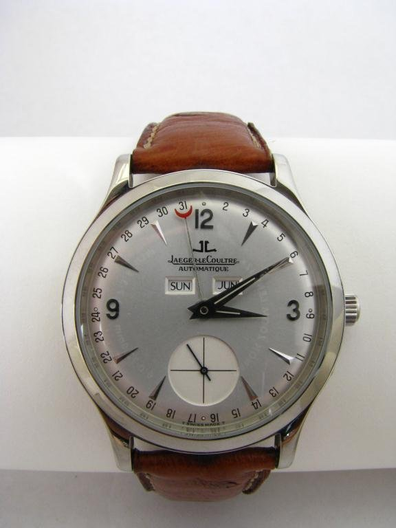 321: Gents Jaeger LeCoultre Automatic Master Date Watch