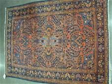 56A Lilihan Persian Area Rug