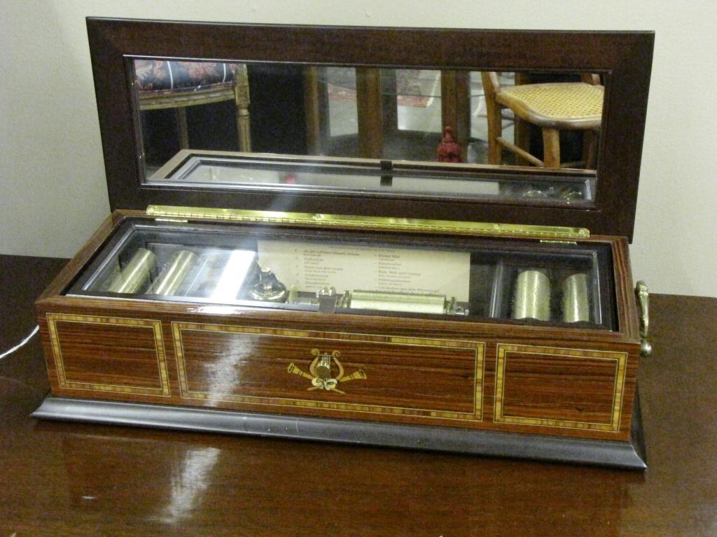 Franklin Mint Swiss Music Box
