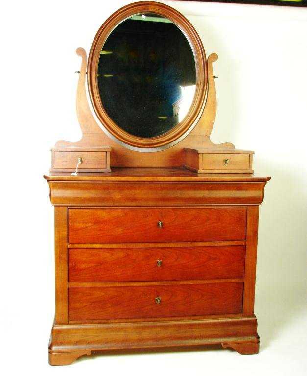 National Furniture Co Antique Style Dresser