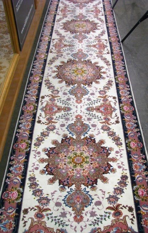 Fine Persian Tabriz Runner