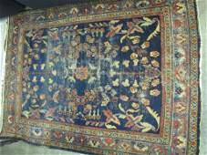 Antique Hamadan Persian Area Rug