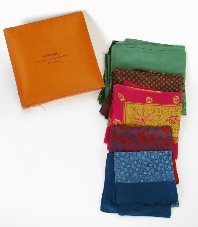 Hermes Lady's Silk Scarf, Other Scarves