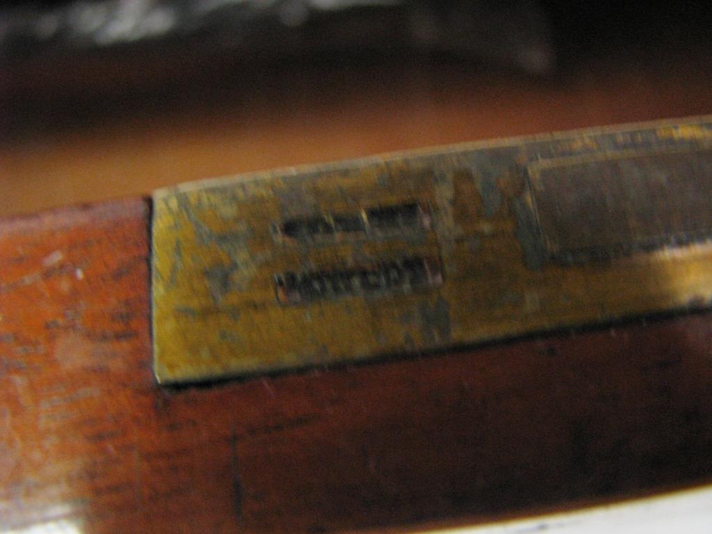 Maple & Co. Ornate Writing Desk - 2