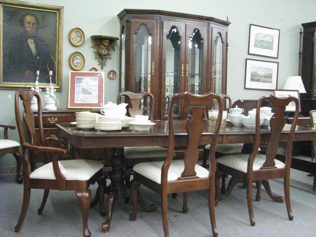 Keller Dining Room Furniture Keller Furniture Dining Room Suite Lot 0321