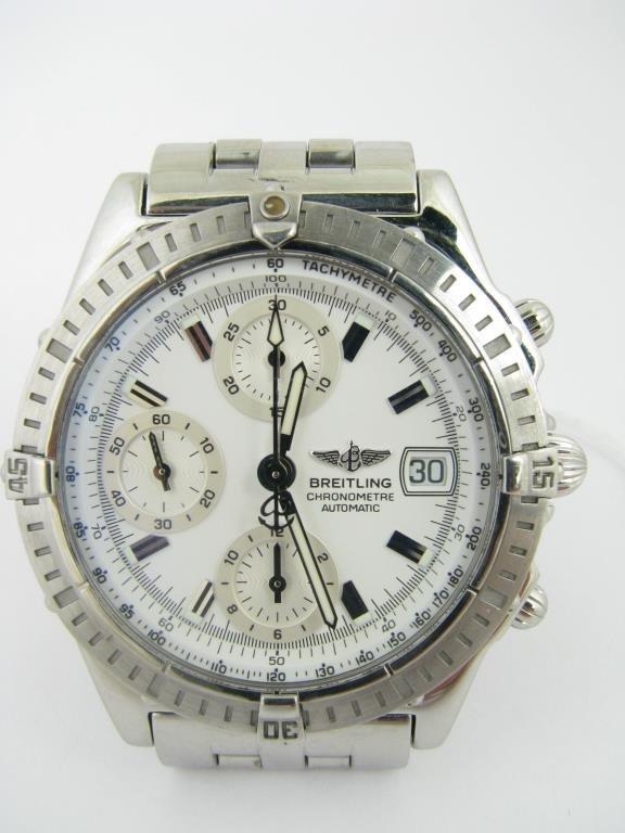 Gentleman's Breitling Bentley Wristwatch