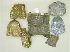 Group of Vintage Ladys Handbags