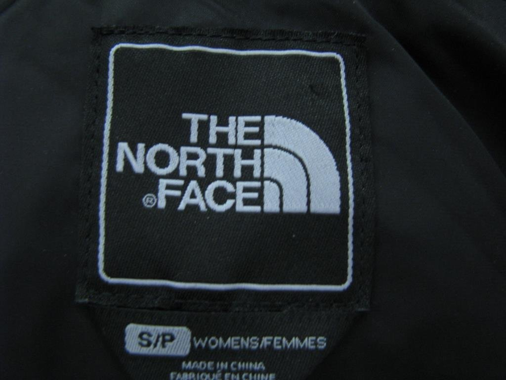 North Face Gotham 550 Black Puffy Bomber Jacket - 2